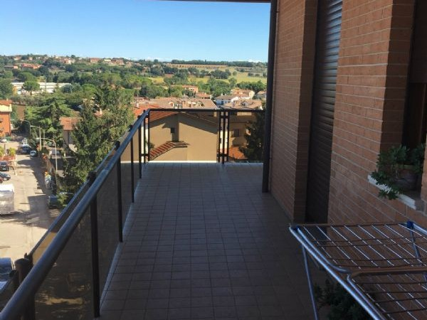 Appartamento in affitto a Perugia, Castel Del Piano, Arredato, con giardino, 55 mq