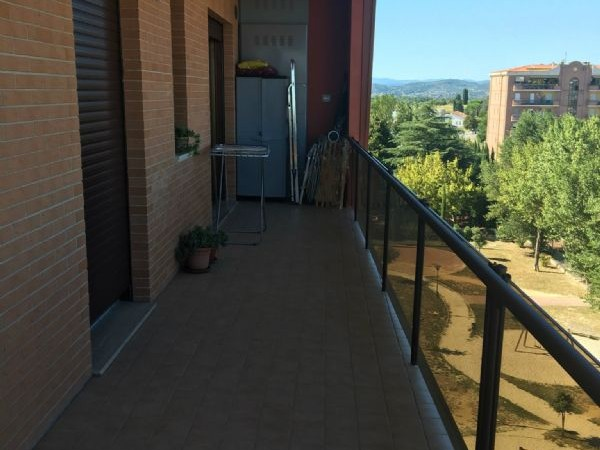 Appartamento in affitto a Perugia, Castel Del Piano, Arredato, con giardino, 55 mq - Foto 16