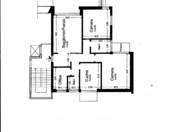 Appartamento in vendita a Rapallo, Parco Casale, 90 mq - Foto 2