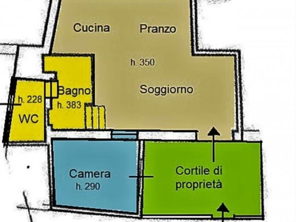 Appartamento in vendita a Milano, Naviglio Grande / Piazza Negrelli, 70 mq - Foto 22