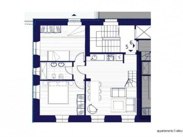 Appartamento in vendita a Rapallo, Cornice Di Sant'ambrogio, Con giardino, 150 mq - Foto 17