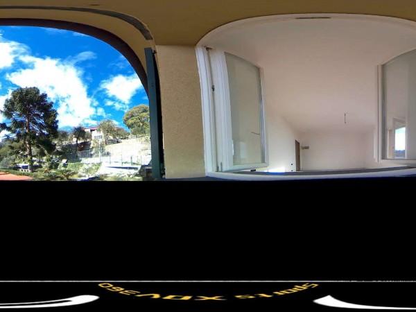 Appartamento in vendita a Rapallo, Cornice Di Sant'ambrogio, Con giardino, 150 mq - Foto 7