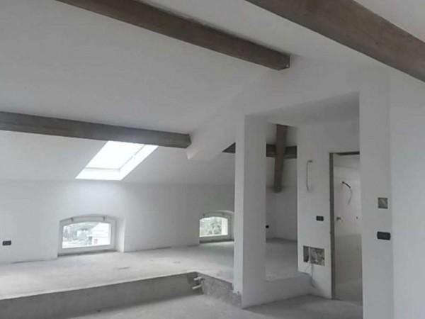 Appartamento in vendita a Rapallo, Cornice Di Sant'ambrogio, Con giardino, 150 mq - Foto 21