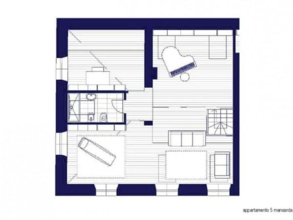 Appartamento in vendita a Rapallo, Cornice Di Sant'ambrogio, Con giardino, 150 mq - Foto 16