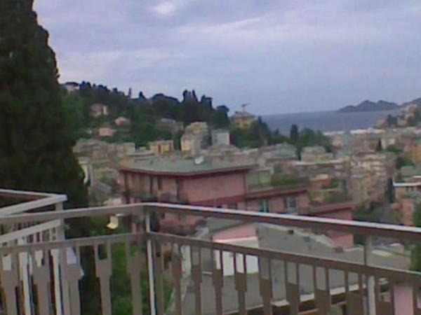 Appartamento in vendita a Rapallo, Funivia, 60 mq