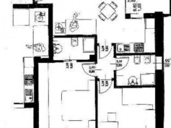 Appartamento in affitto a Castel Maggiore, Centro Zona Municipio, 75 mq - Foto 5