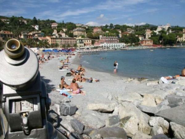 Appartamento in vendita a Rapallo, Punta Seglio, Arredato, con giardino, 77 mq - Foto 2