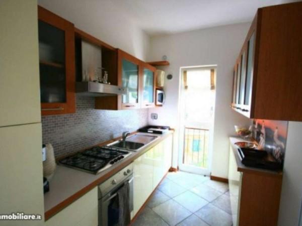 Appartamento in vendita a Rapallo, Punta Seglio, Arredato, con giardino, 77 mq - Foto 16