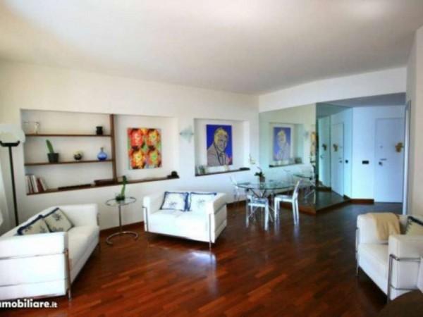 Appartamento in vendita a Rapallo, Punta Seglio, Arredato, con giardino, 77 mq - Foto 17
