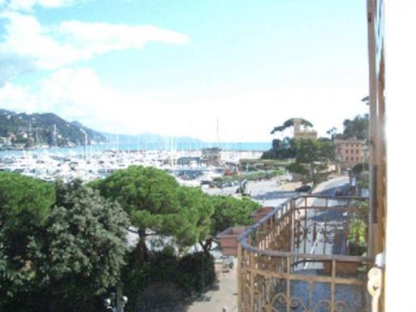 Appartamento in vendita a Rapallo, Punta Seglio, Arredato, con giardino, 77 mq - Foto 6