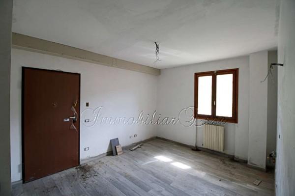 Appartamento in vendita a Milano, Piazza Esquilino, Con giardino, 54 mq - Foto 10