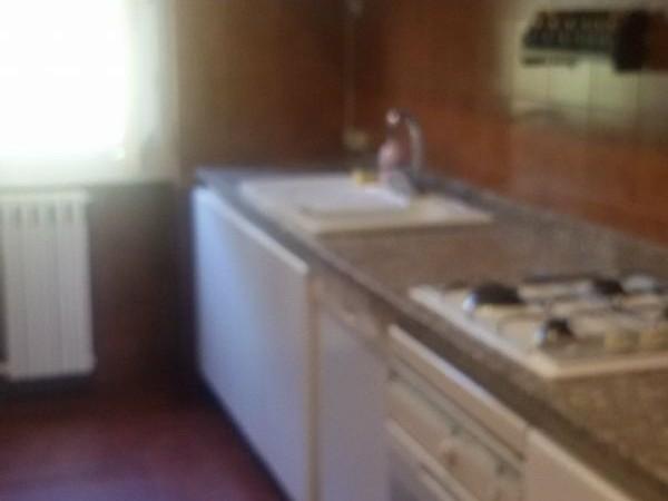 Appartamento in affitto a Brescia, Bornata, 105 mq