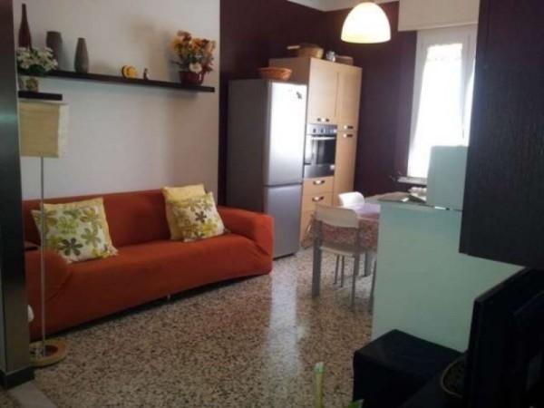 Appartamento in vendita a Forlì, Bolognesi, Arredato, con giardino, 65 mq