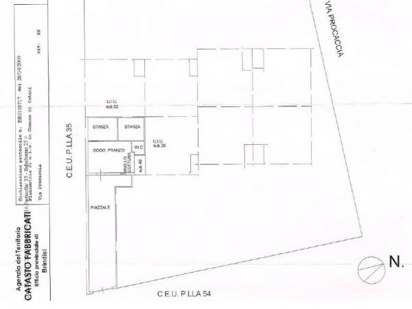Villa in vendita a Ostuni, Villanova Marina Di Ostuni, Con giardino, 70 mq - Foto 7