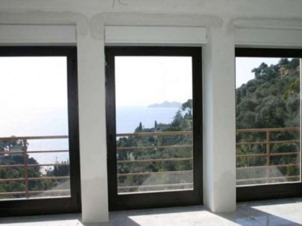 Appartamento in vendita a Zoagli, Con giardino, 120 mq - Foto 6