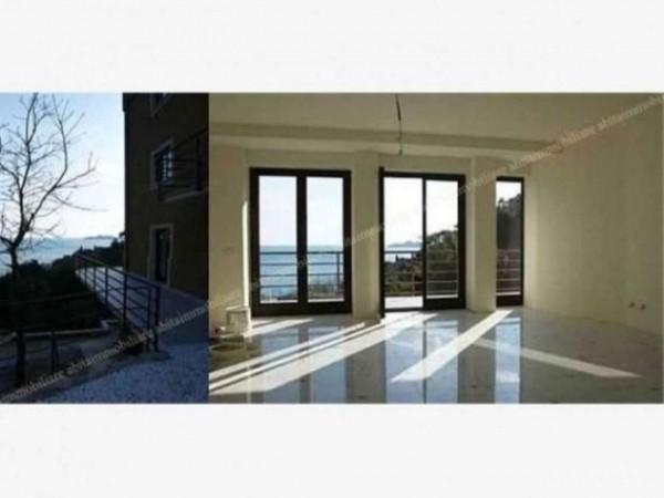 Appartamento in vendita a Zoagli, Con giardino, 120 mq - Foto 5