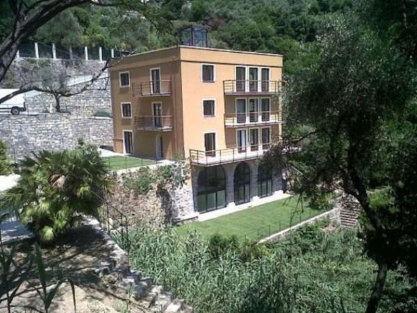 Appartamento in vendita a Zoagli, Con giardino, 120 mq - Foto 9