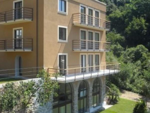 Appartamento in vendita a Zoagli, Con giardino, 120 mq - Foto 2