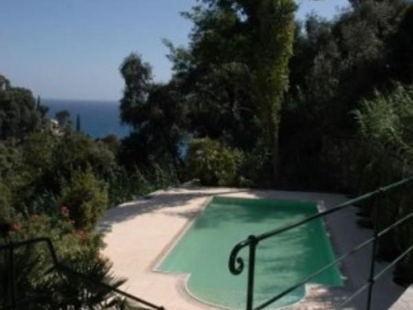Appartamento in vendita a Zoagli, Con giardino, 120 mq - Foto 7