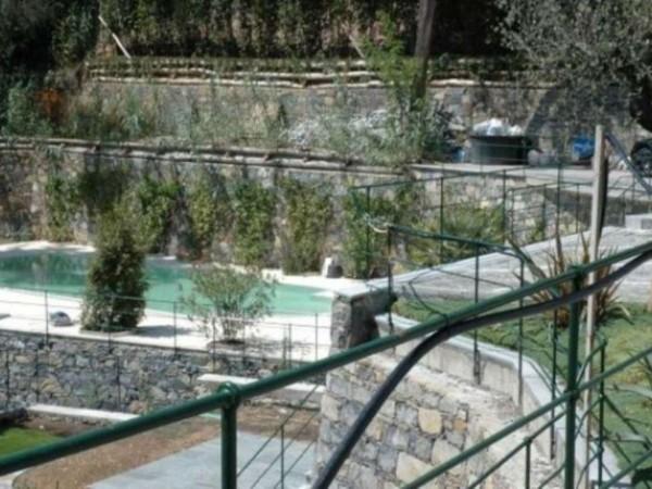 Appartamento in vendita a Zoagli, Con giardino, 120 mq - Foto 8