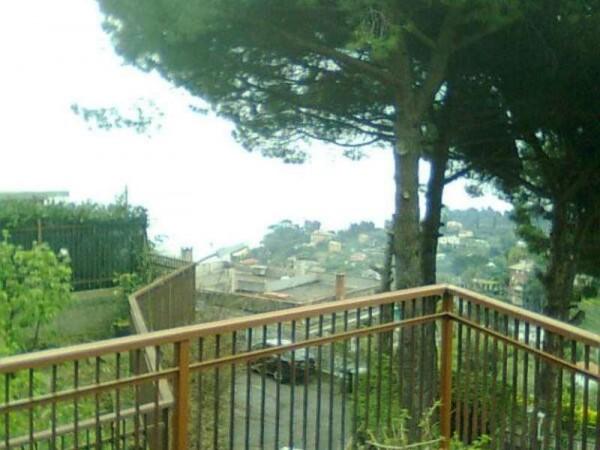 Villa in vendita a Rapallo, San Michele Di Pagana, Arredato, con giardino, 260 mq