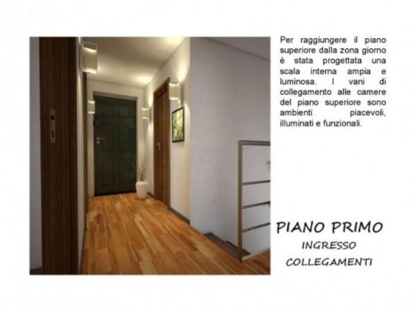 Villa in vendita a Rapallo, Arredato, con giardino, 250 mq - Foto 7