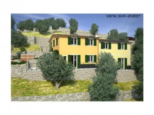 Villa in vendita a Rapallo, Arredato, con giardino, 250 mq - Foto 10