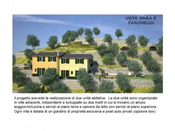 Villa in vendita a Rapallo, Arredato, con giardino, 250 mq - Foto 11