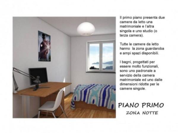 Villa in vendita a Rapallo, Arredato, con giardino, 250 mq - Foto 5