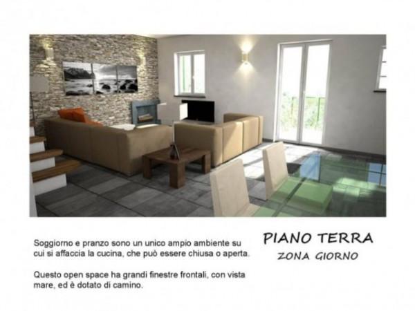 Villa in vendita a Rapallo, Arredato, con giardino, 250 mq - Foto 8
