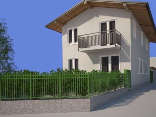 Villa in vendita a Mornago, 156 mq