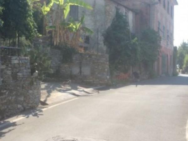 Rustico/Casale in vendita a Chiavari, Sant'andrea Di Rovereto, Con giardino, 80 mq