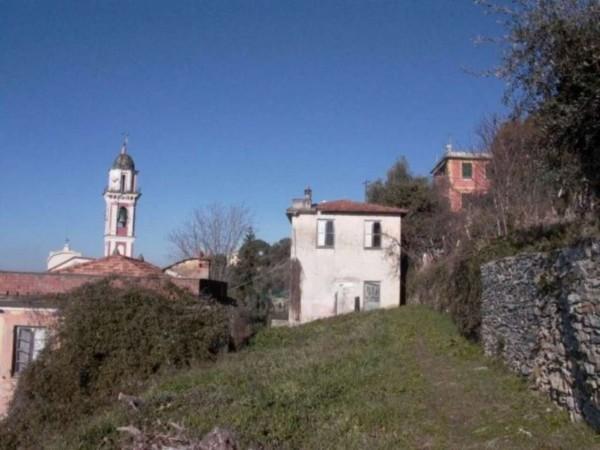 Rustico/Casale in vendita a Chiavari, Sant'andrea Di Rovereto, Con giardino, 200 mq - Foto 5