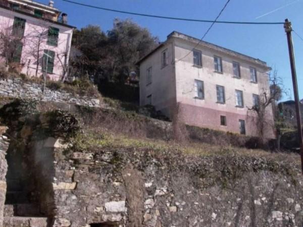 Rustico/Casale in vendita a Chiavari, Sant'andrea Di Rovereto, Con giardino, 200 mq - Foto 9