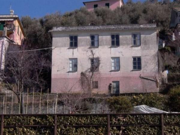 Rustico/Casale in vendita a Chiavari, Sant'andrea Di Rovereto, Con giardino, 200 mq