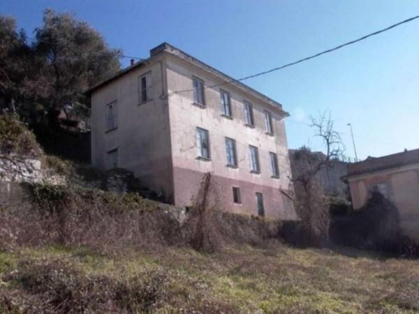 Rustico/Casale in vendita a Chiavari, Sant'andrea Di Rovereto, Con giardino, 200 mq - Foto 8