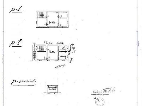Rustico/Casale in vendita a Chiavari, Sant'andrea Di Rovereto, Con giardino, 200 mq - Foto 3