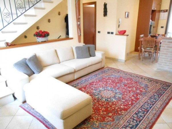 Villetta a schiera in vendita a Boffalora d'Adda, Residenziale, Con giardino, 165 mq - Foto 36