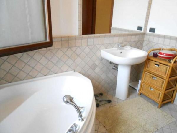 Villetta a schiera in vendita a Boffalora d'Adda, Residenziale, Con giardino, 165 mq - Foto 30