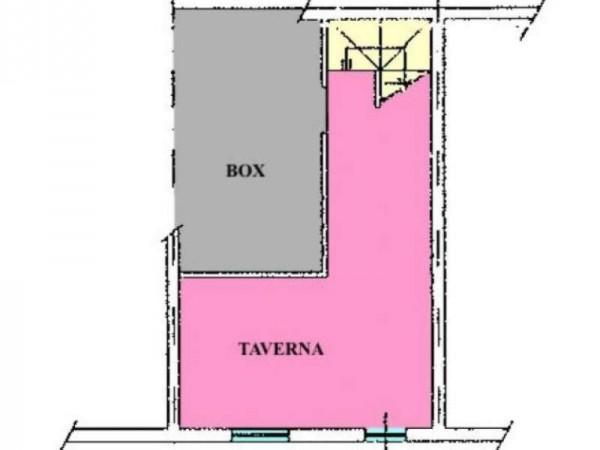 Villetta a schiera in vendita a Boffalora d'Adda, Residenziale, Con giardino, 165 mq - Foto 3