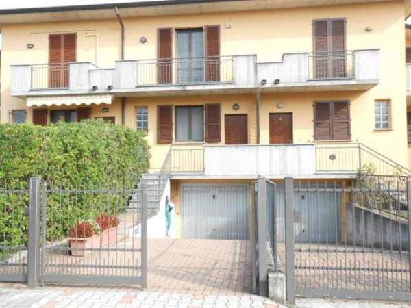 Villetta a schiera in vendita a Boffalora d'Adda, Residenziale, Con giardino, 165 mq - Foto 5