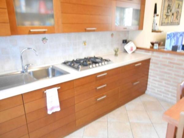 Villetta a schiera in vendita a Boffalora d'Adda, Residenziale, Con giardino, 165 mq - Foto 23