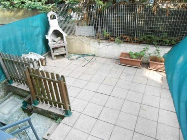 Villetta a schiera in vendita a Boffalora d'Adda, Residenziale, Con giardino, 165 mq - Foto 28