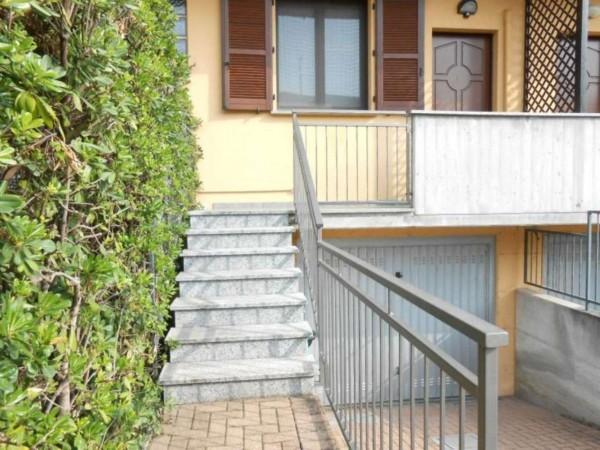 Villetta a schiera in vendita a Boffalora d'Adda, Residenziale, Con giardino, 165 mq - Foto 8