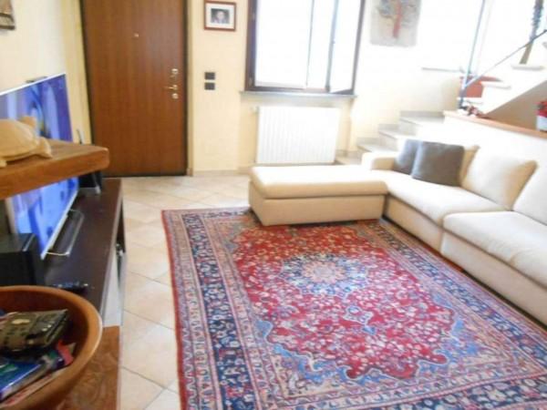 Villetta a schiera in vendita a Boffalora d'Adda, Residenziale, Con giardino, 165 mq - Foto 27