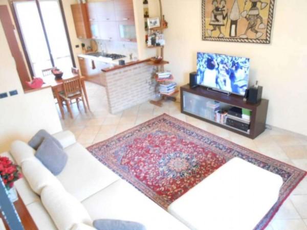 Villetta a schiera in vendita a Boffalora d'Adda, Residenziale, Con giardino, 165 mq - Foto 25