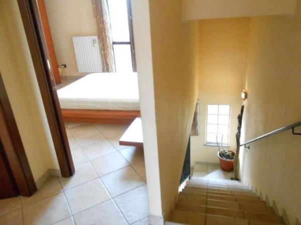 Villetta a schiera in vendita a Boffalora d'Adda, Residenziale, Con giardino, 165 mq - Foto 18