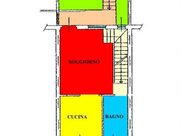 Villetta a schiera in vendita a Boffalora d'Adda, Residenziale, Con giardino, 165 mq - Foto 4