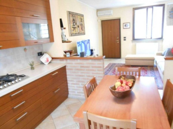 Villetta a schiera in vendita a Boffalora d'Adda, Residenziale, Con giardino, 165 mq - Foto 22
