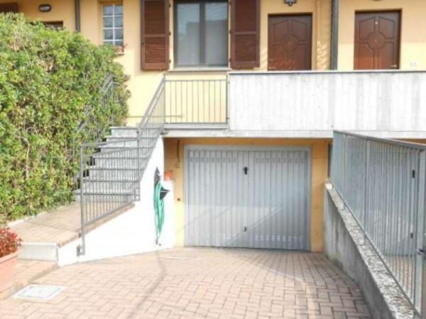Villetta a schiera in vendita a Boffalora d'Adda, Residenziale, Con giardino, 165 mq - Foto 6